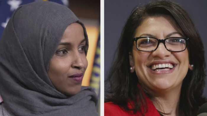 Reps. Ilhan Omar, Rashida Tlaib Discuss Travel Restrictions