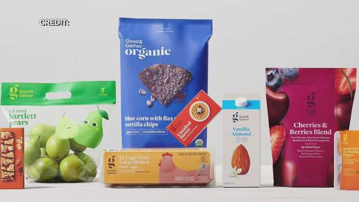 Target Announces New 'Good & Gather' Grocery Brand