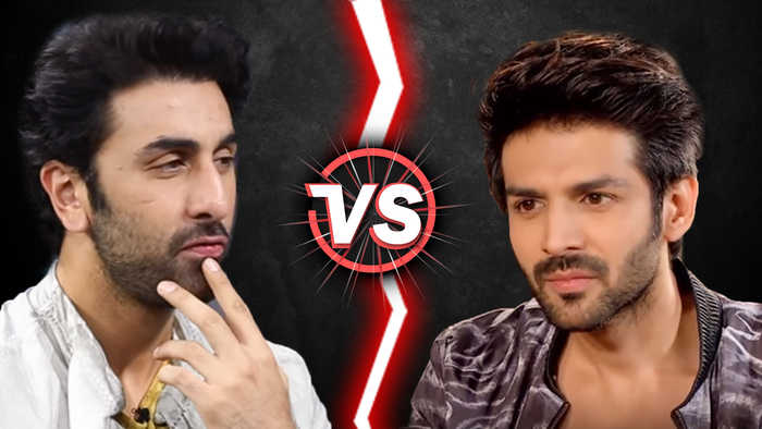 Kartik Aaryan And Ranbir Kapoor's MAJOR Fight | WATCH WHY | Shamshera VS Bhool Bhulaiyaa 2