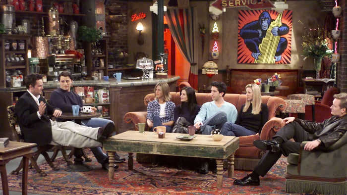 'Seinfeld' and 'Friends' fans debate which Is the best show