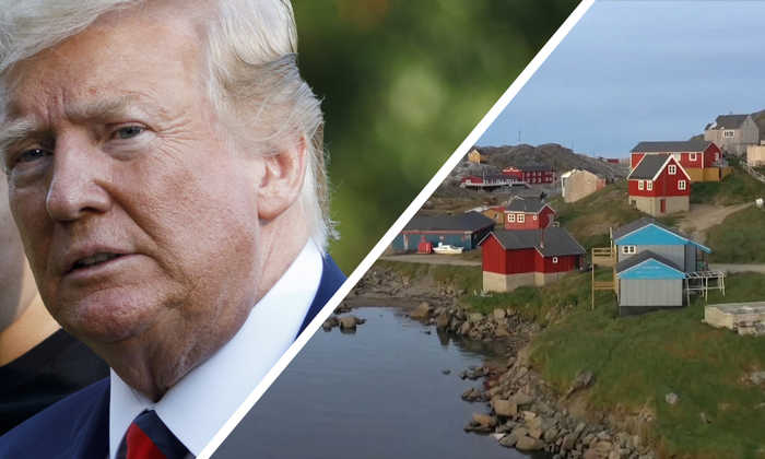 What Greenlanders say about Trump's interest in their country – video report