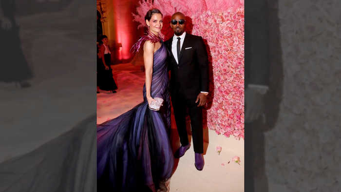 Katie Holmes and Jamie Foxx reportedly split