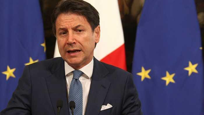 Blaming Salvini, Italy's Prime Minister Announces Resignation