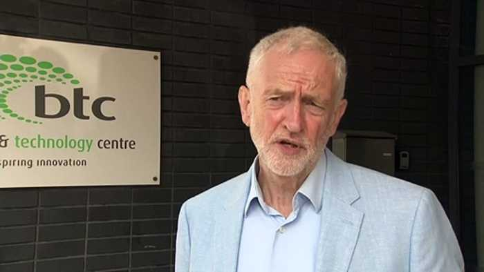 Corbyn: Priti Patel's idea is like 'Windrush on steroids'