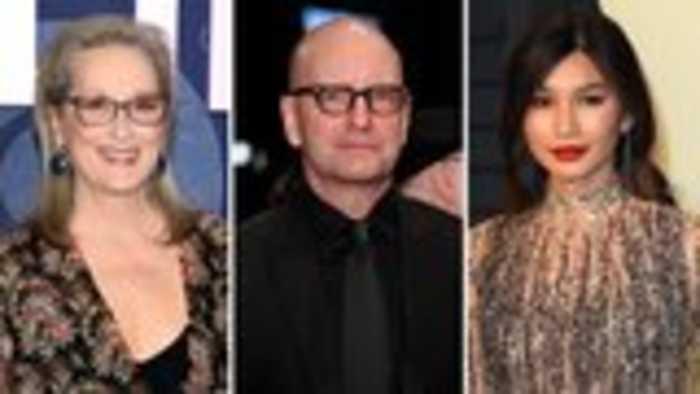 Steven Soderbergh Comedy Starring Meryl Streep, Gemma Chan Acquired by HBO Max   THR News
