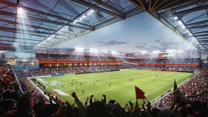 Major League Soccer Will Kick Off In St. Louis in 2022