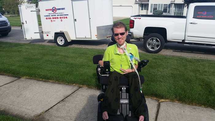 After Power Outage, Lowe's Donates Generator to Family Relying on Medical Ventilator