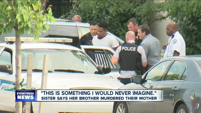 Kenmore woman says her brother murdered their mother