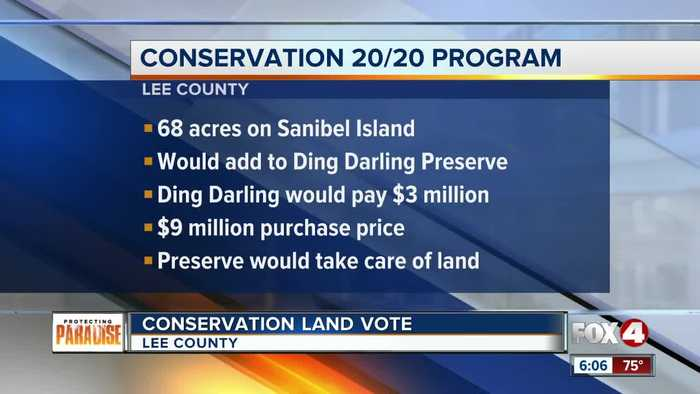 Lee County considering protecting additional 'Ding' Darling property