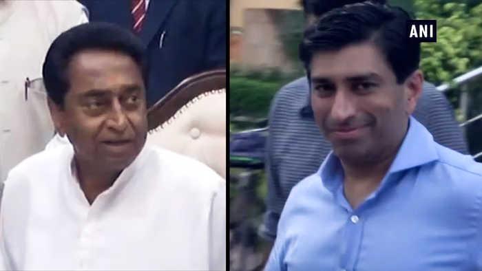 Madhya Pradesh CM's nephew arrested, Kamal Nath sees 'mala fide action'