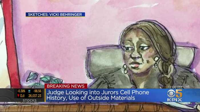 Ghost Ship Trial Judge Looking At Cell Phone Records Of Dismissed Jurors