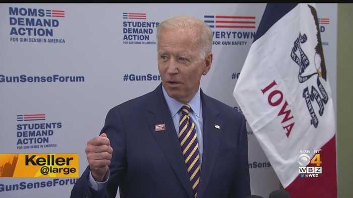 Keller @ Large: Joe Biden's Lead Among Democrats Is Growing