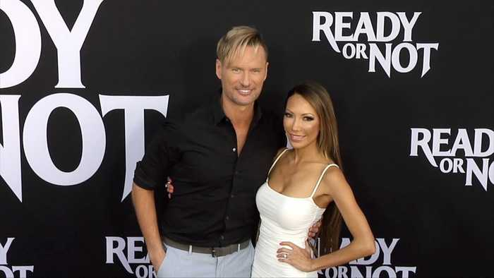 Brian Tyler and Sofie McCue