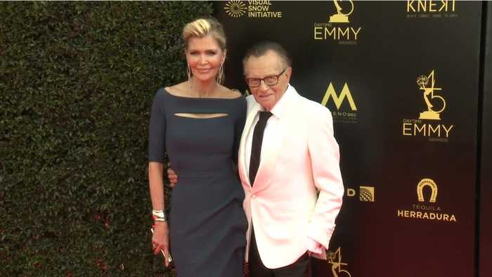 Larry King Files For Divorce