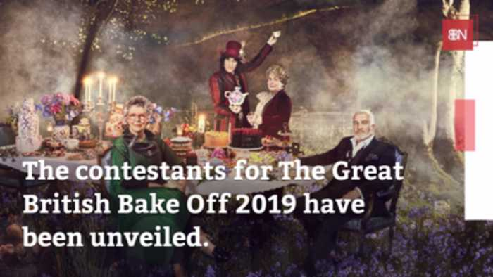 Here's Who's In the 2019 Great British Bake Off