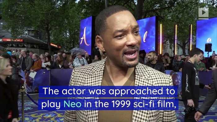 Jada Pinkett Smith Wanted Will Smith to Take 'Matrix' Role