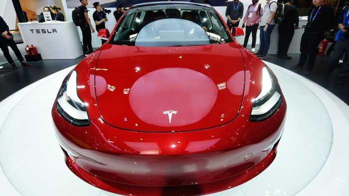 Tesla Is Being Sued By Mega-Retailer Walmart