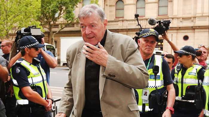 Cardinal George Pell Loses Appeal Against Child Sex Abuse Conviction
