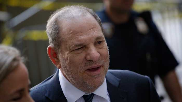 Harvey Weinstein's Attorney Wants Trial Moved Out Of New York City