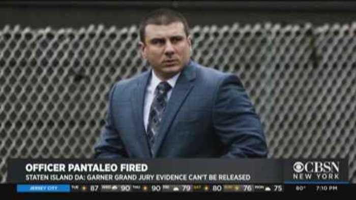 Staten Island DA: Garner Grand Jury Evidence Can't Be Released