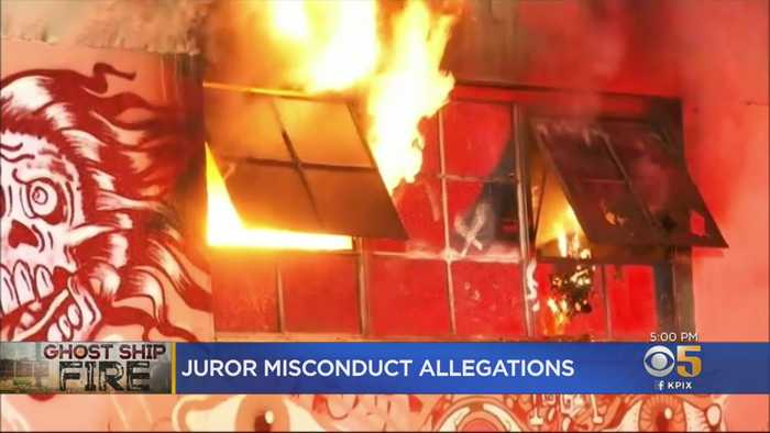 Dismissed Ghost Ship Jurors Could Face Contempt Charges