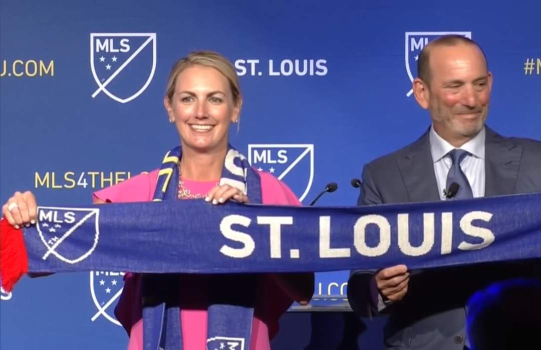 MLS awards expansion franchise to St. Louis
