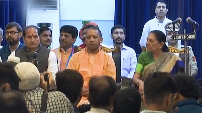 Yogi's 1st cabinet rejig: Riot accused gets promotion among 23 new ministers