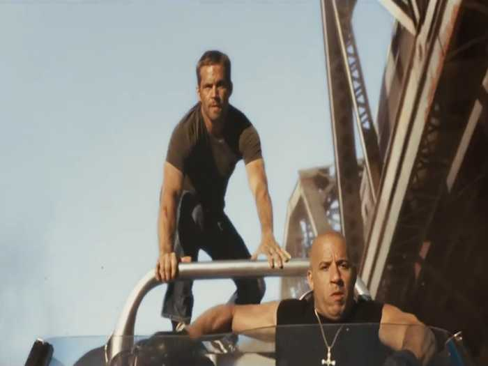 5 crazy Fast and the Furious moments