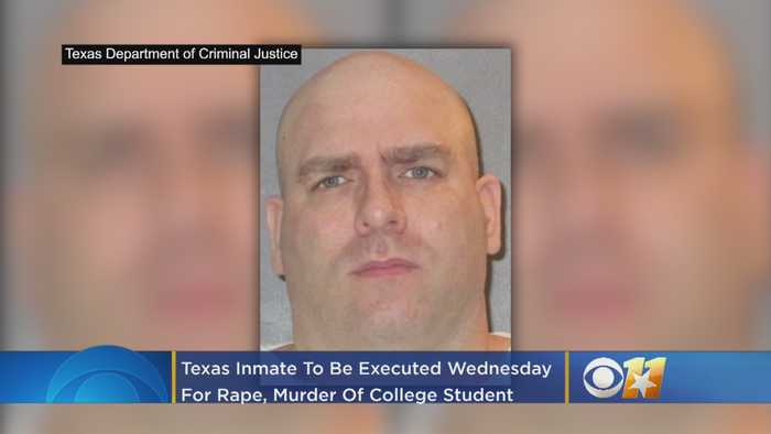 Texas Inmate Larry Swearingen To Be Executed Wednesday For Rape, Murder Of College Student Melissa Trotter