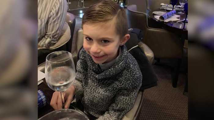 Body of young boy found in River Stour confirmed as Lucas Dobson
