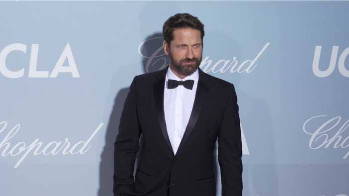Gerard Butler Accidentally Flashed 400 People At His Sister's Wedding