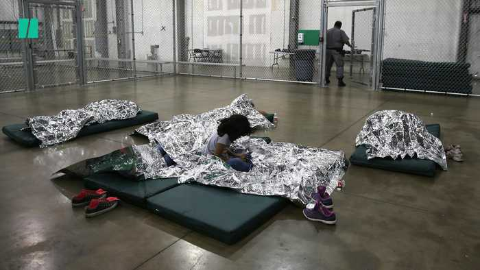 Trump Aims To Detain Migrant Kids For Longer