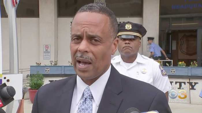 Ex-Philadelphia Police Commissioner Richard Ross Says He Wasn't Forced Out, 'Leaving On My Own Volition'