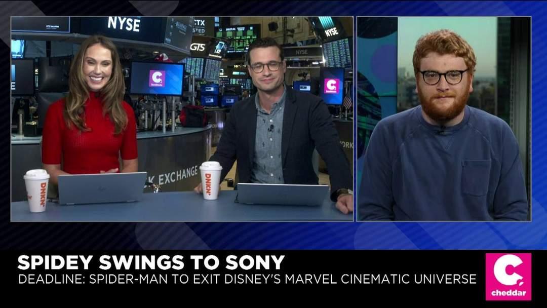 Spider-Man Swings to Sony in Superhero Custody Battle