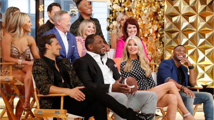 New 'Dancing With the Stars' Cast Shared