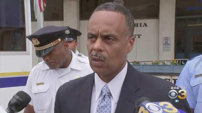 Mayor Kenney Holds Press Conference On Richard Ross' Resignation