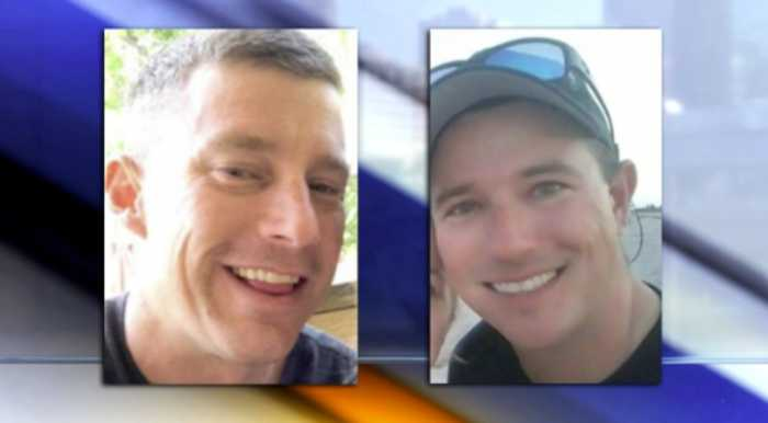 Search for missing firefighters, one with ties to Palm Beach County, to continue into Wednesday evening