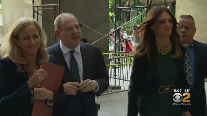 Harvey Weinstein Wants NYC Trial Moved