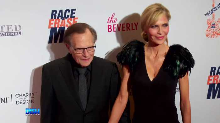 Papa Was A Rolling Stone! Larry King To Divorce His 7th Wife After 22 Years Of Marriage