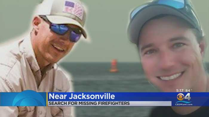 Missing Firefighters