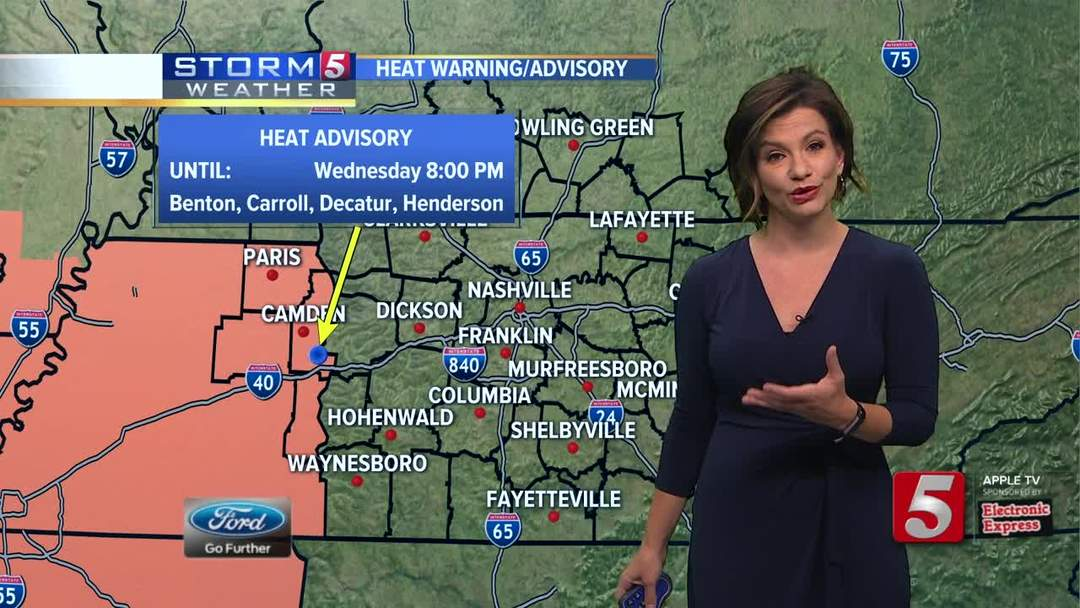 Bree's Evening Forecast: Wed., Aug. 21, 2019
