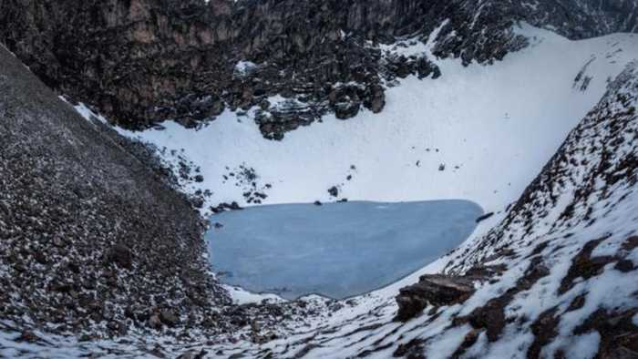 Scientists Say They Have Solved Mystery Surrounding Himalayas' 'Skeleton Lake'