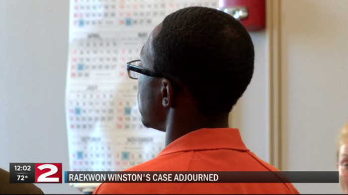 Winston in court