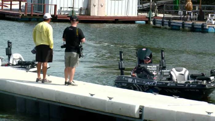 Major League Fishing REDCREST Tournament kicks-off