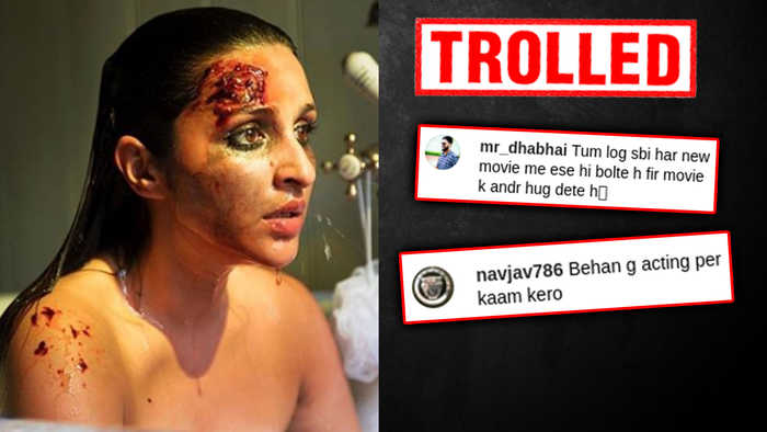 Parineeti Chopra TROLLED For Her First Look From The Girl On The Train Movie