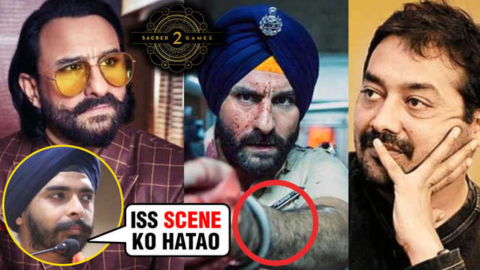 Sacred Games 2 | Saif Ali Khan And Anurag Kashyap In TROUBLE For Hurting Sikh Sentiments