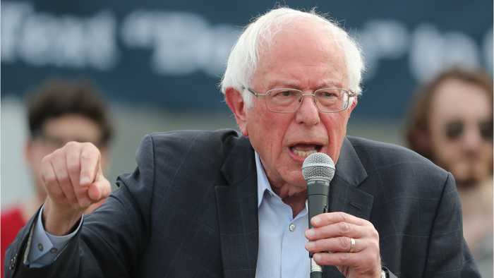 Bernie Sanders Pushes $16.3 Trillion Green New Deal plan