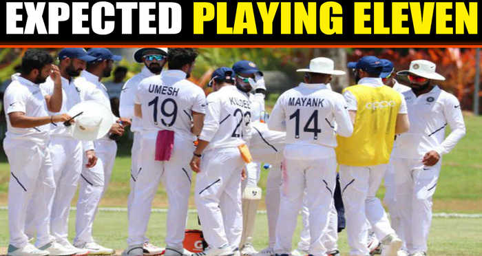 India's probable playing 11 against west indies
