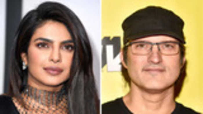 Priyanka Chopra to Star in Robert Rodriguez's Netflix Superhero Film 'We Can Be Heroes' | THR News