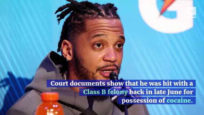 NFL Player Patrick Chung Indicted on Drug Charges